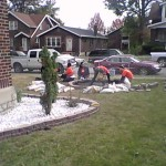 Veterans Landscaping Side